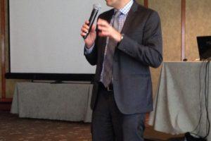 Outgoing Board member </br> Dr. Sandro Galea