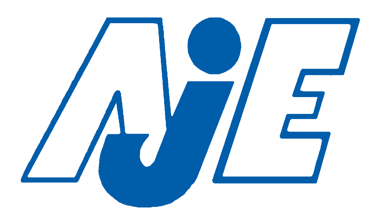 Large AJE Logo Color No Box