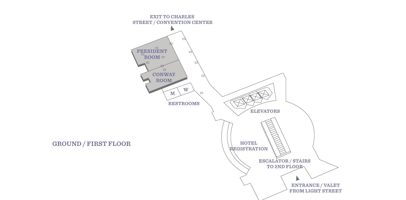 Maps App Ser Escalator Schematic First Floor